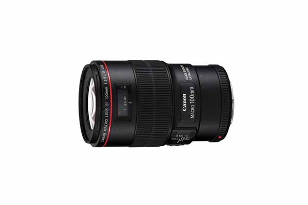 Canon EF 100mm f/2.8L Macro IS USM | £25 + VAT per day
