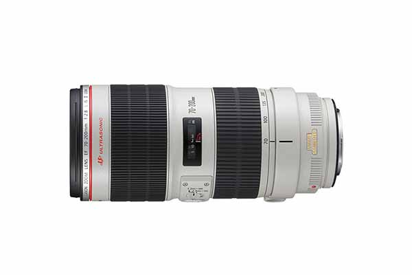 Canon EF 70-200mm f/2.8L IS II USM | £35 + VAT a day