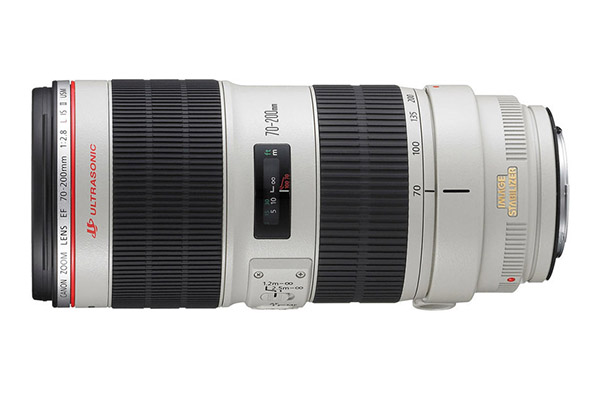 Canon EF 70-200mm f/2.8L IS II USM | £35 a day