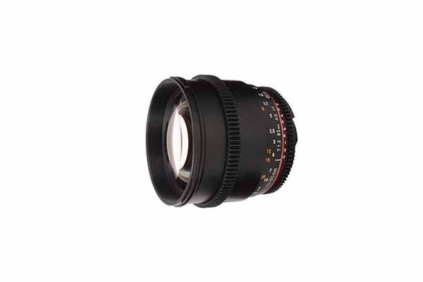 Samyang 85mm T1.5 | EF mount | £15 + VAT per day