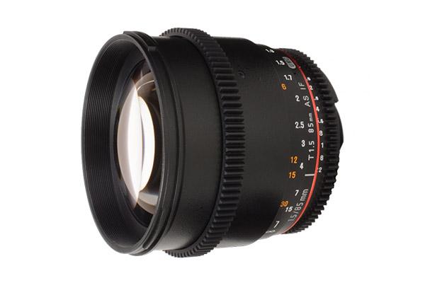 Samyang 85mm T1.5 | EF mount | £15 per day