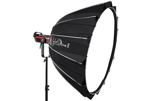 Aputure 300D Mark II + Large Octodome (3ft)| 5600K LED | 0-100% dimmable | Mains or V-Lock power | £70 + VAT per day