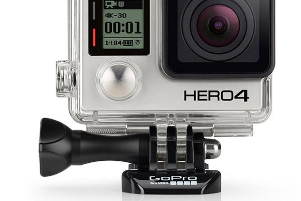 GoPro 4 Black | POV/Head/Wrist mount | ND filter set | Accessories | £35 per day