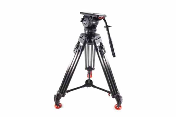 Sachter SB18 Tripod | 18kg max load | 7 speed head | Carbon Fibre tripod| £35 + VAT per day