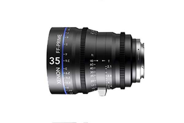 Schneider Xenon FF 35mm T2.1 Cine Prime | £50 + VAT a day