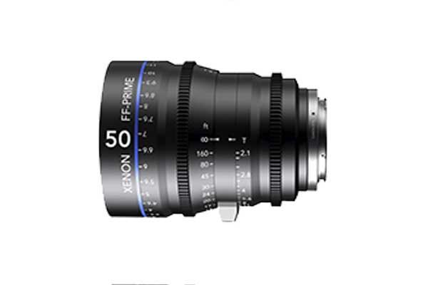 Schneider Xenon FF 50mm T2.1 Cine Prime | £50 + VAT a day