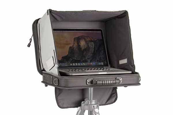 Seaport i-Visor Pro | Portable Photography & DIT laptop case | £25 + VAT per day