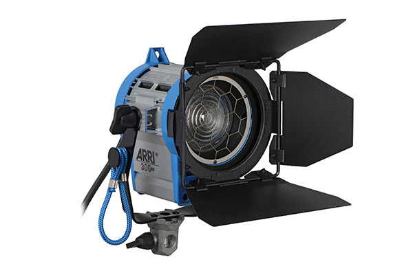 Arri 300W Tungsten Head | 0-100% dimmer | £15 + VAT per day