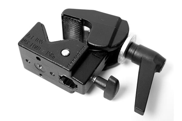 Manfrotto C-Clamp/Super clamp | £2 + VAT per day
