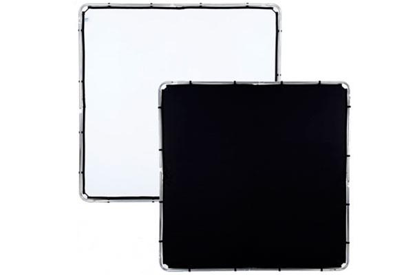 Lastolite Skylite Rapid 6x6ft Collapsible Aluminium Frame | Silk / Silver / White / Black textile | £35 + VAT per day