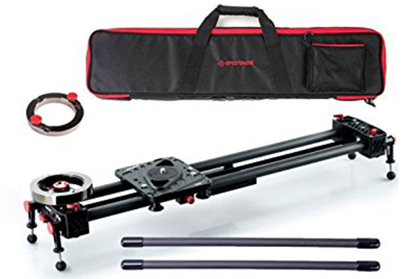 iFootage Shark S1 Slider | 60/120cm Length Options | 7kg Max Load | Tripod Support Available | £30 per day
